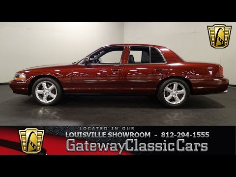 2004 Mercury Marauder - Louisville Showroom - Srock # 1544