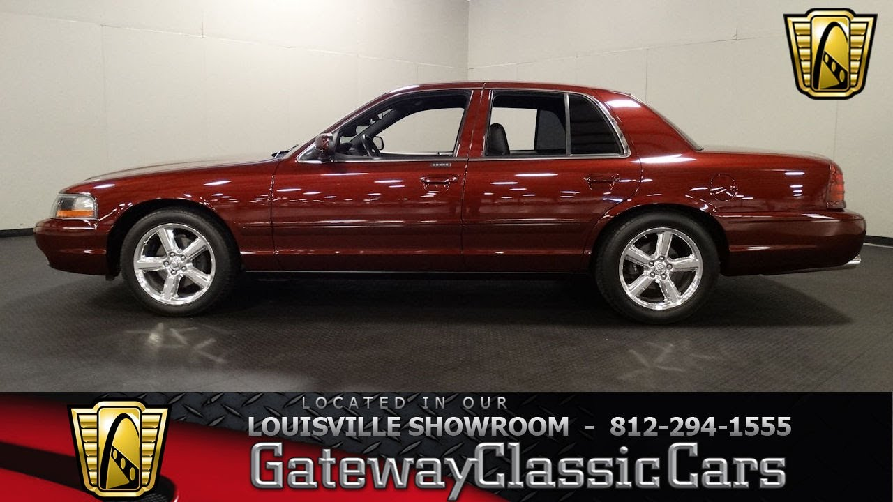 2004 Mercury Marauder Louisville Showroom Srock 1544
