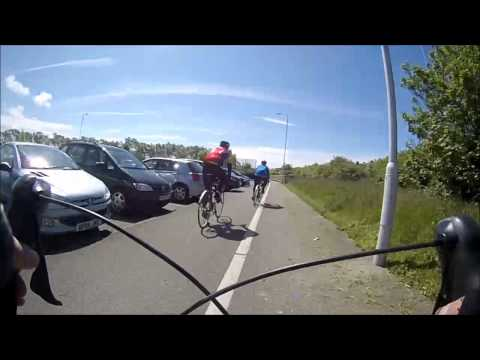 A Cycle ride along the Wirral Coastal path