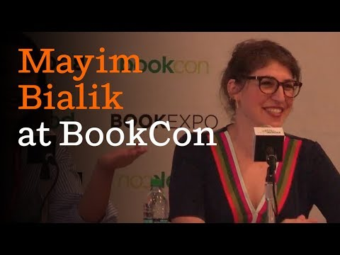 Girling Up: Mayim Bialik spotlight (full panel) | BookCon 2017