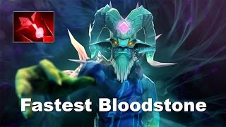 13 min Fastest Bloodstone in 6.82 Dota 2 - csw.MusiCa Leshrac