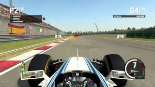F1 2015 Gameplay Ita PC Gran Premio Cina