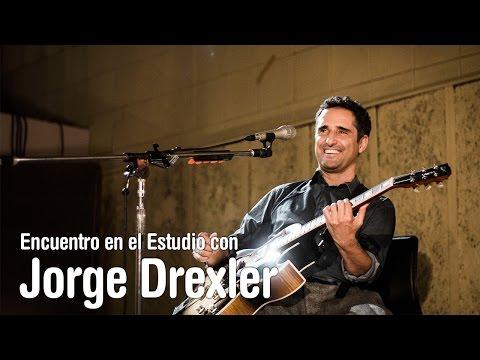 Jorge Drexler - Mi guitarra y vos (extra) - Encuentro en el Estudio - Temporada 7