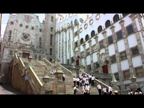 Guanajuato Mexico. Tourist Attraction Full Of Enchanment & Magic.