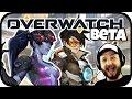 Overwatch beta 03 widowmaker tracer gameplay let s play deutsch mp3
