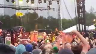 NOFX - Live at Riot Fest 2014 - Chicago, IL