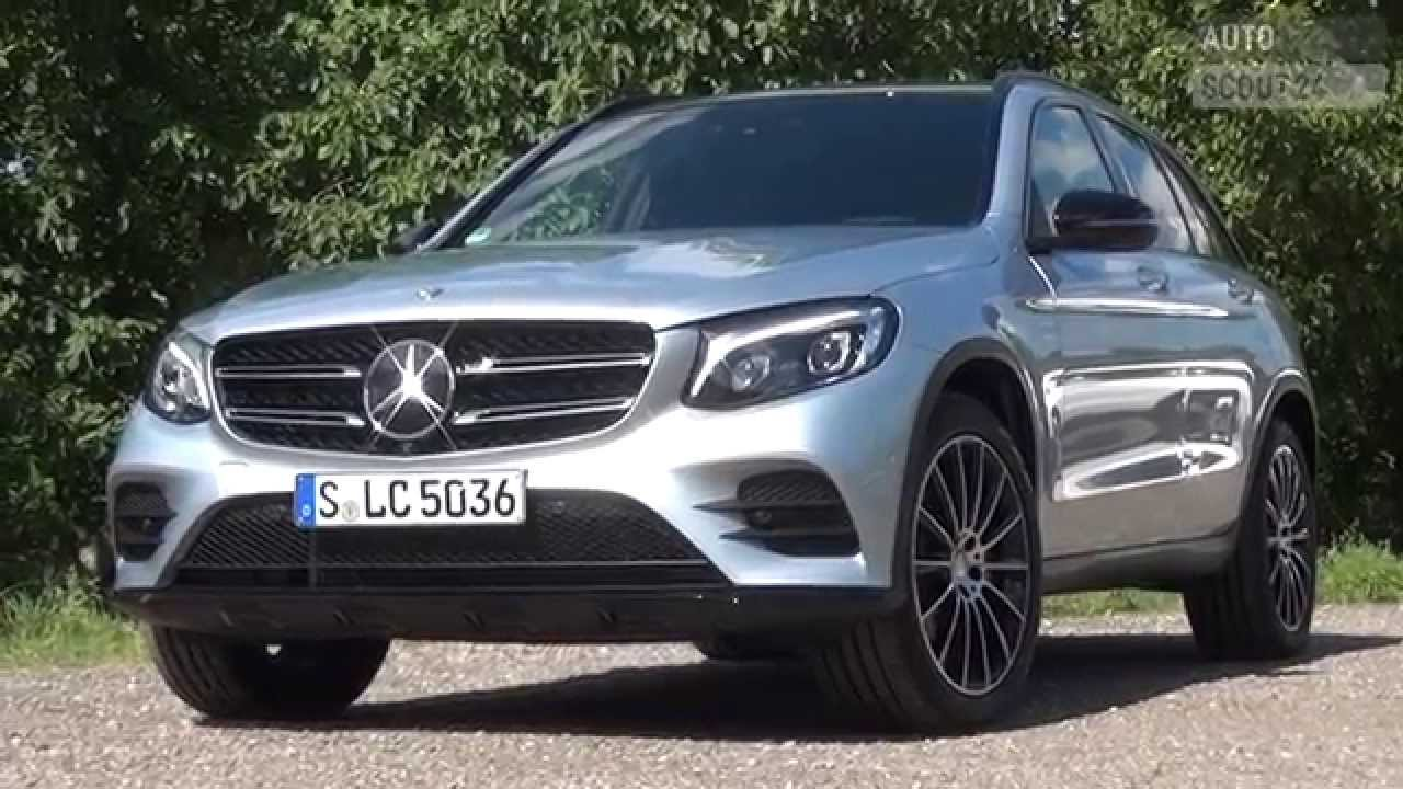Mercedes GLC (2015) im Test - AutoScout24 - YouTube