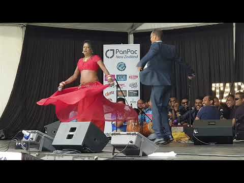 Radio Tarana Fiji Festival 2019 performance by Bijuriya(1)