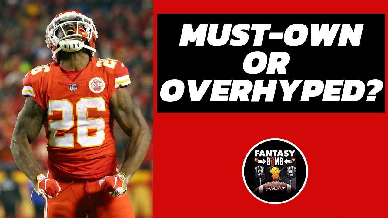 online retailer 3eab0 ac091 Damien Williams: Overhyped for 2019 Fantasy Football Leagues