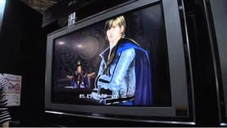 エレキコミック・今立進とアイドル・松本さゆきによる、TGS2011 コーエ...