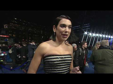 """Dua Lipa Talking About How """"Swan Song"""" Was Made"""