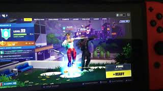 In time and my fortnite account name is wildestjet86