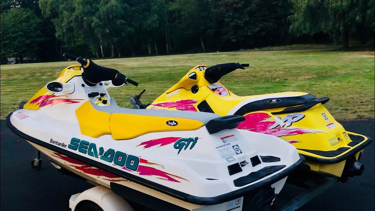 1996 Seadoo Xp >> 96 Seadoo Xp Restoration