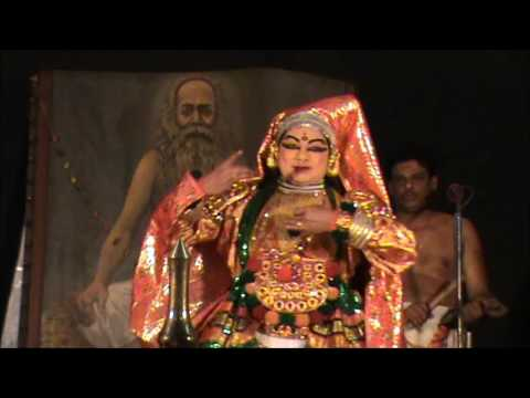 Kirmmeeravadham Lalitha Kalamandalam Rajasekharan Drisyavedi Thiruvananthapuram