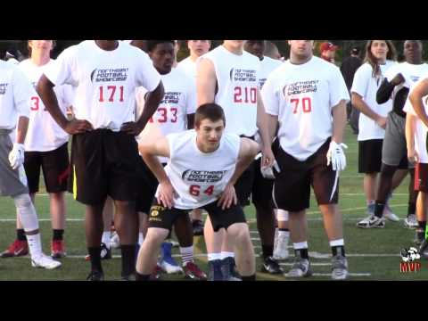 2015 NE Showcase: Colin Beaulieu (RB/DB) of Amity High School
