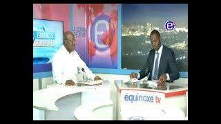 TENDANCES ECONOMIQUES  Dr PIERRE ALAKA ALAKADU  ÉQUINOXE TV 10 11 2017
