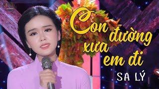 Con Đường Xưa Em Đi - Sa Lý (Thần Tượng Bolero 2018) [MV Official]