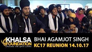 Bhai Agamjot Singh - bahute fer pe-e kirpan ko - KC17 Reunion GNG Smethwick 14.10.17