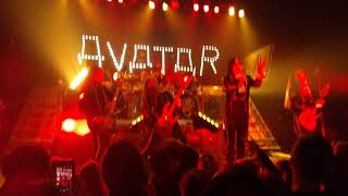Avatar - Paint Me Red Live @ Gramercy Theatre 1-11-18 4K