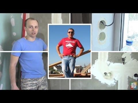 видео: Разводка электрики на кухне Владимира Коваленко