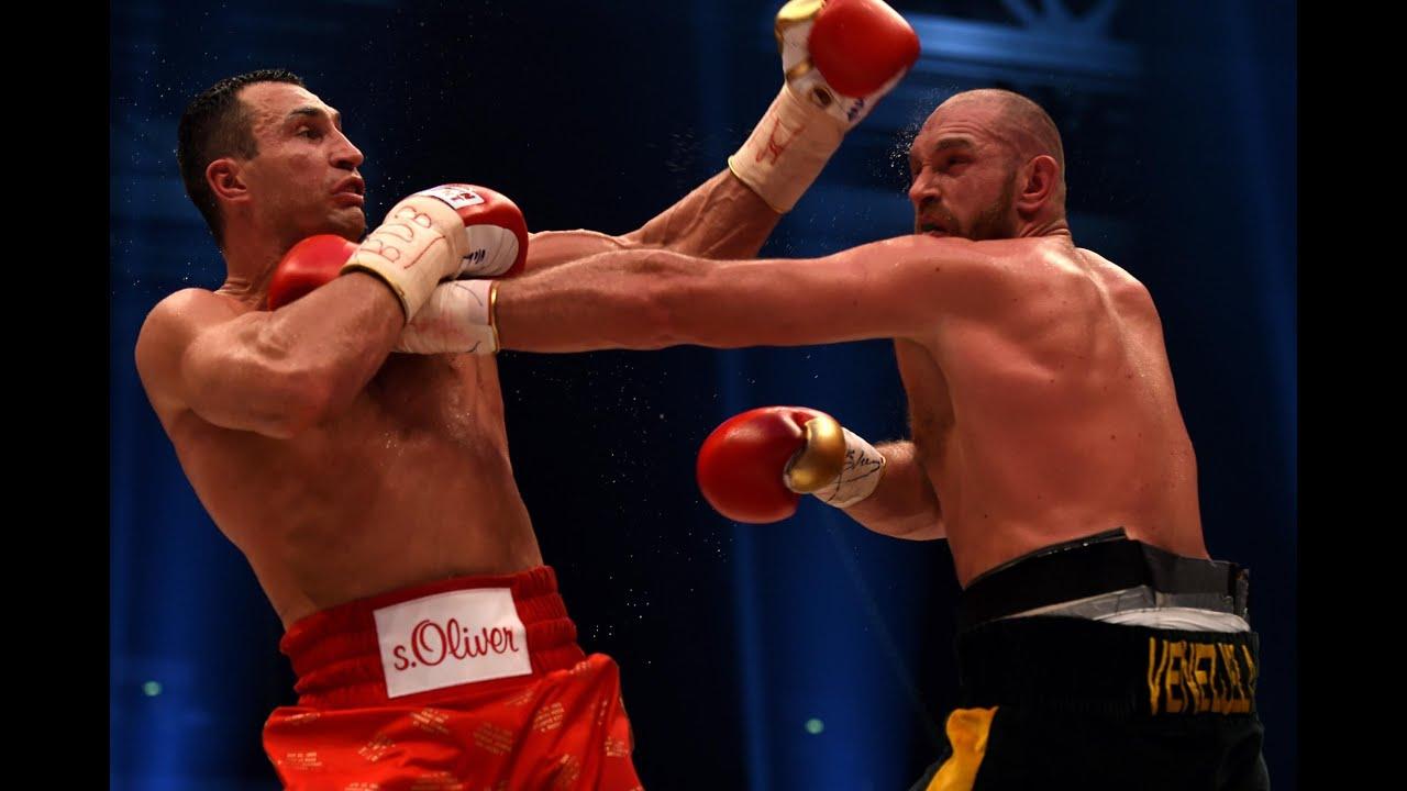 Klitschko Vs Fury Highlights