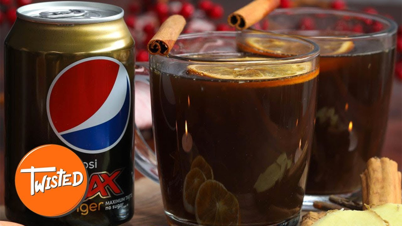 Pepsi MAX Ginger Hot Toddy Recipe