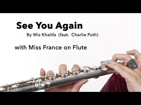 FLUTE – See You Again (Wiz Khalifa feat. Charlie Puth)