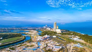 Beautiful Hainan Province where our students study work You can also get this amazing opportunity