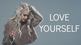 Love Yourself - Justin Bieber - COVER BY MACY KATE