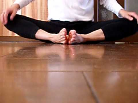 柔らかフランキー為谷    a supple body  yoga (2)