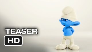 The Smurfs 2 Official Teaser #1 (2013) - Animation Movie HD