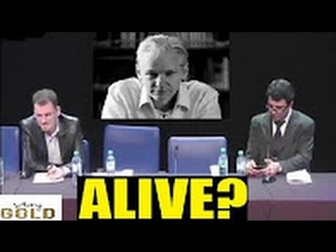 NEW INTERVIEW !! Julian ASSANGE makes live phone appearance from Argentina Conference !! (HOT)