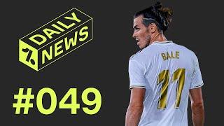 Gareth Bale: Nie wieder für Real Madrid? Messi: Doch noch ein Jahr für Barca? FCA holt Robert Gumny!