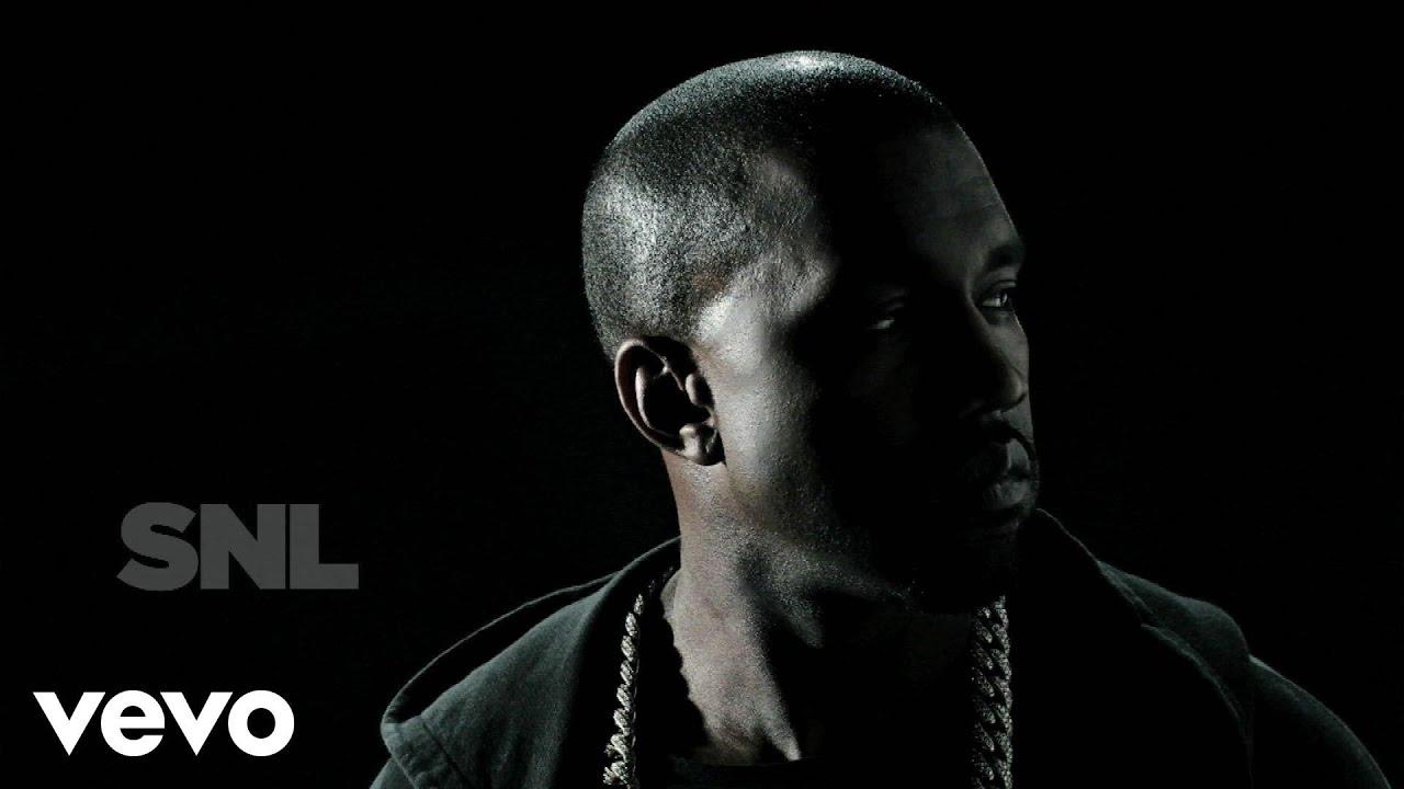 Download Kanye West - Black Skinhead (Live on SNL)