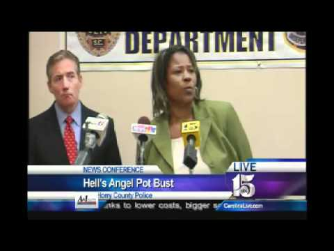 Horry County Police Department Press Conference