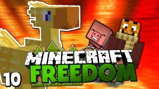 GEHEIMNISVOLLER RAUM & GESCHENK VON PROFESSOR ENTE ✪ Minecraft FREEDOM #10