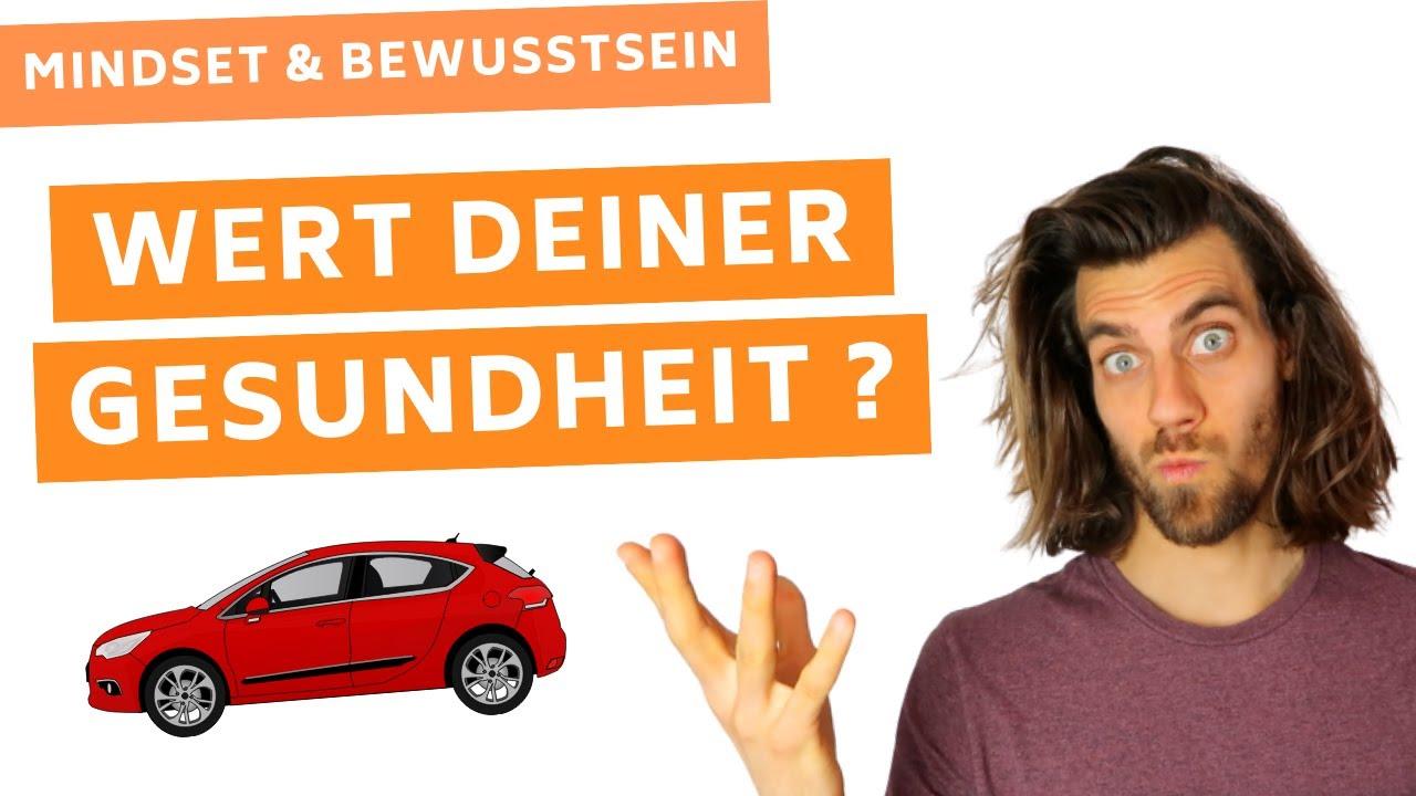 Geld für ein Auto, aber nicht für deine Gesundheit?