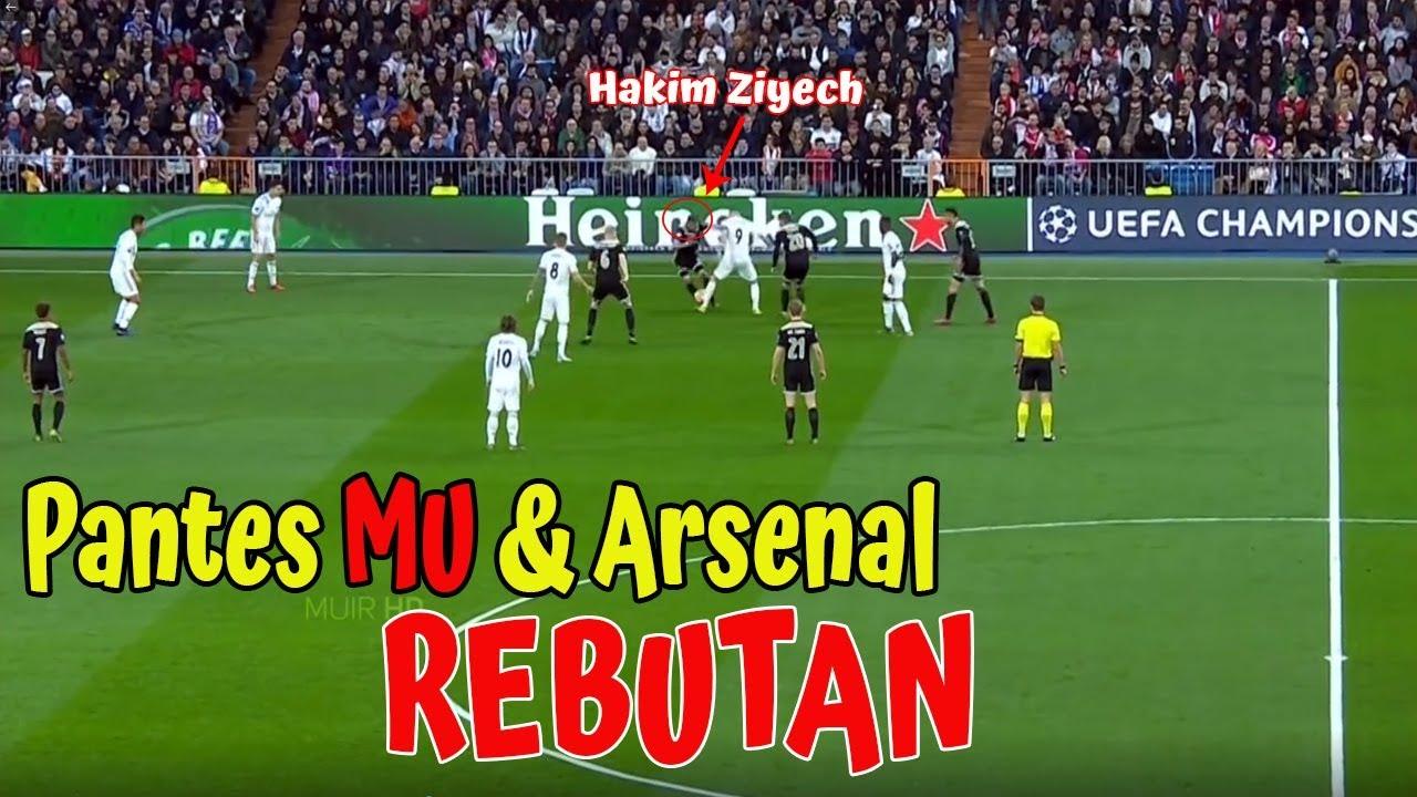 🔥 Skill Hakim Ziyech❗❗ Incaran Manchester United