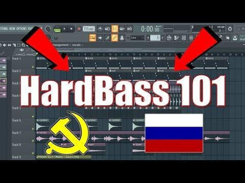 HARDBASS 101 | HOW TO MAKE SLAVIC RUSSIAN HARD BASS LIKE A PROPER GOPNIK