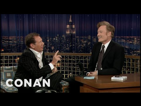 The Best Of Garry Shandling & Conan  - CONAN on TBS