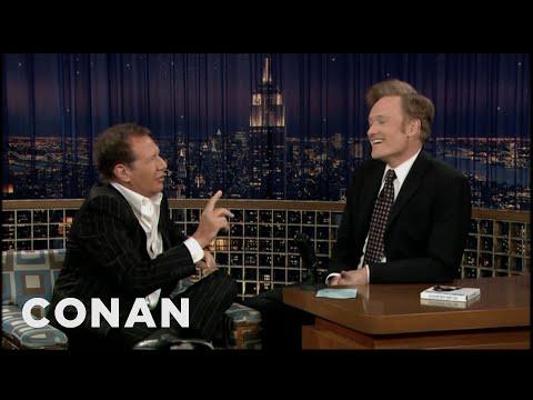 The Best Of Garry Shandling & Conan   CONAN on TBS