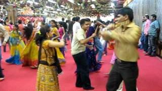Navaratri 2009 at Divya Dham Mandir NY- 4