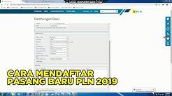 Cara Mendaftar Pasang Baru Listrik PLN Terbaru 2019