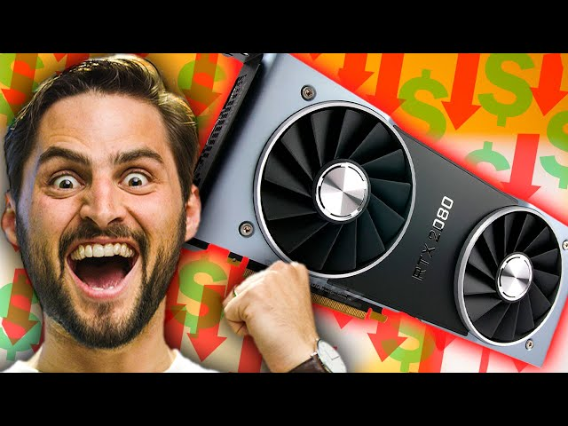 RTX is getting CHEAPER...