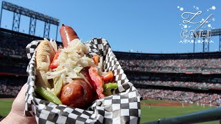 Life in Cali Ep. 6 American Baseball Game