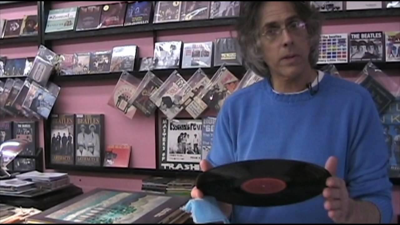 Steve Kay Owner Of Vintage Vinyl Youtube