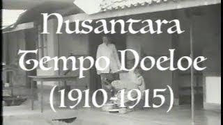 Nederlandsch Indië (1910 - 1915) -- Batavia en Parijs van Java (Bandoeng) - Nusantara Tempo Doeloe