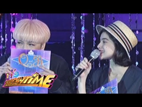 It's Showtime Miss Q & A: Vice Ganda accidentally spills the answer