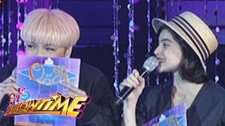 It's Showtime Miss Q and A: Vice Ganda accidentally spills the answer