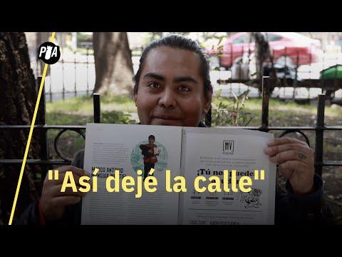 Mi Valedor: una revista para gente en situación de calle de CDMX